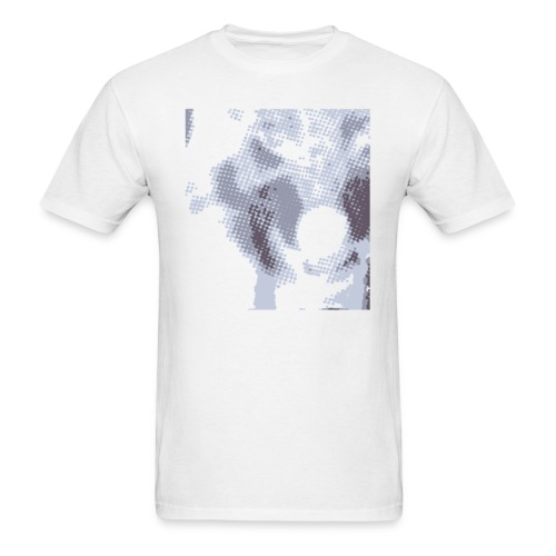 EXO Blurred Wolf Shirt - Men's T-Shirt