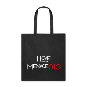 I Love Menace013 - Tote Bag