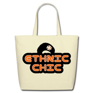 Ethnic Chic Bag - Eco-Friendly Cotton Tote