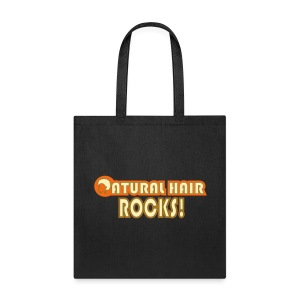 Natural Hair Rocks! Bag - Tote Bag