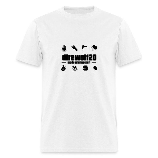 Modded Minecraft | Men's T-Shirt