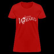 T-Shirts ~ Women's T-Shirt ~ The Wizard - Ozzie Smith Womens Shirt