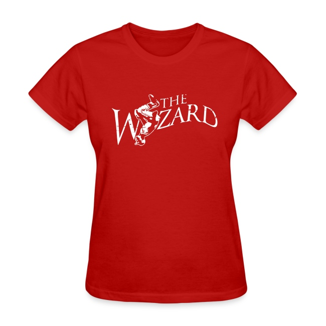 The Wizard - Ozzie Smith Womens Shirt