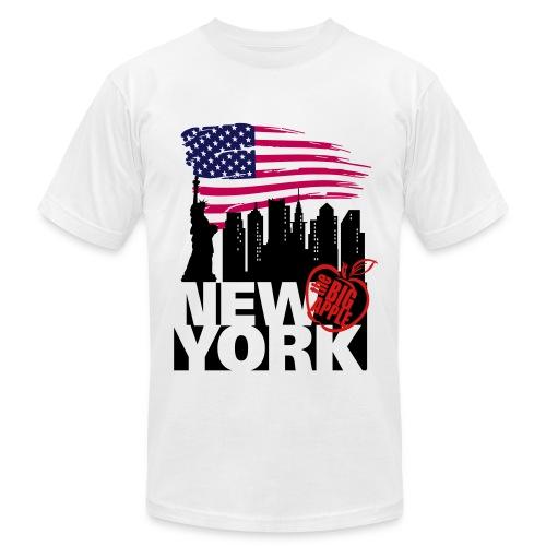 i love new york city - Men's Fine Jersey T-Shirt