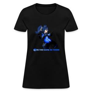 RGN Mascot Regina T-Shirt (Ladies) - Women's T-Shirt