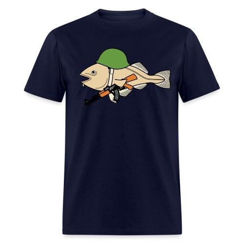 Cod of Duty - Men's T-Shirt