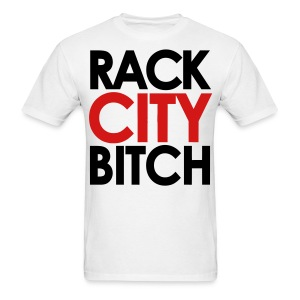 Rack City - Men's T-Shirt