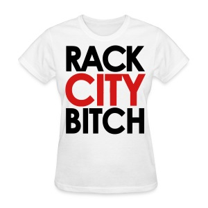 Rack City - Women's T-Shirt