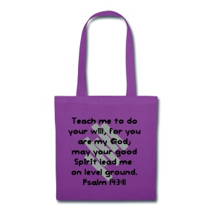 Teach Me God - Tote Bag