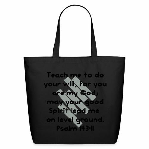 Teach Me God - Eco-Friendly Cotton Tote
