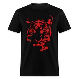 Tigrist War Paint Tee - Men's T-Shirt