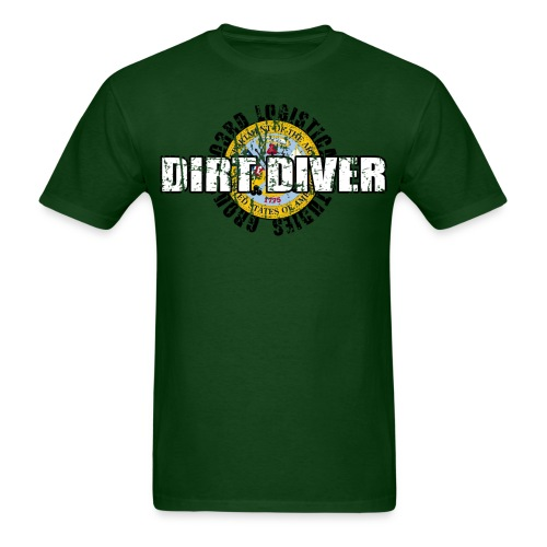 Sabre 303rd Dirt Diver Special - Men's T-Shirt