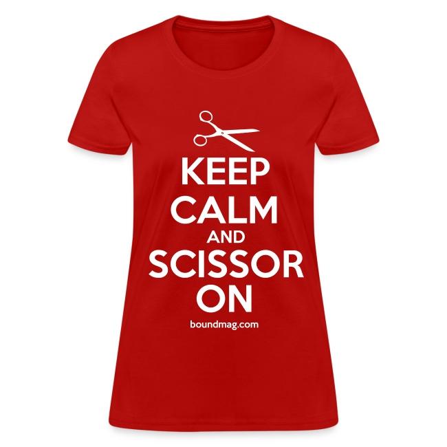 Scissor On