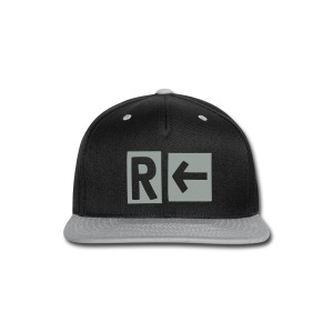 Roofless Hat - Snap-back Baseball Cap