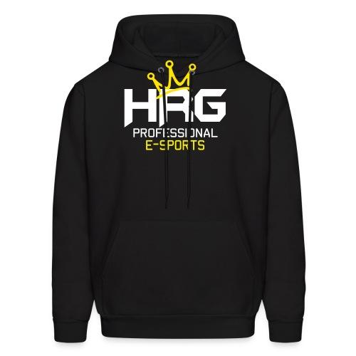 HRG Black Hoodie - Men's Hoodie