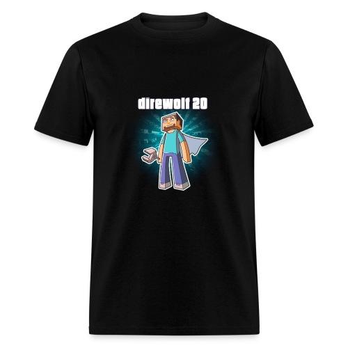 Direwolf20 FullAvatar - Men's T-Shirt