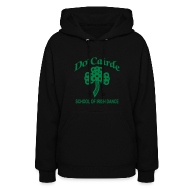 Hoodies ~ Women's Hoodie ~ School Hoodie - Womens WITH NAME