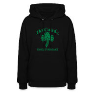 Hoodies ~ Women's Hoodie ~ School Hoodie - Womens WITHOUT NAME
