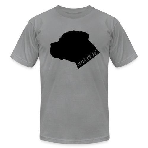 Boerboel head T-Shirt - Men's Fine Jersey T-Shirt