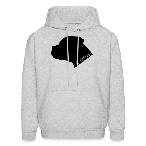 Boerboel head Sweater - Men's Hoodie