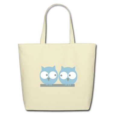 Two owls Bags & backpacks