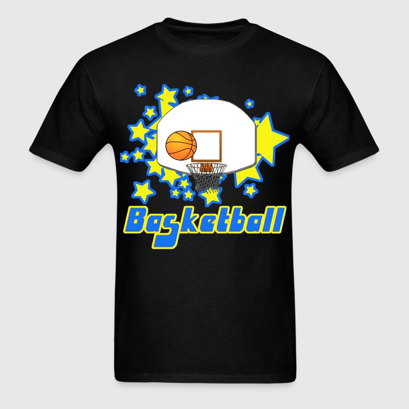 retro basketball t shirt spreadshirt