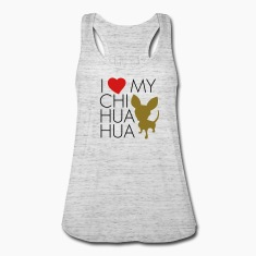 love_my_chihuaua Tanks