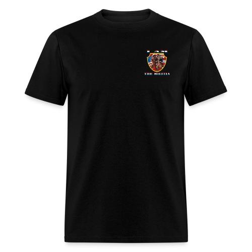 I Am the Militia Mens Tee (Breast Insignia) - Men's T-Shirt