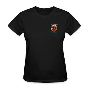 I Am the Militia Womens Tee (Breast Insignia) - Women's T-Shirt