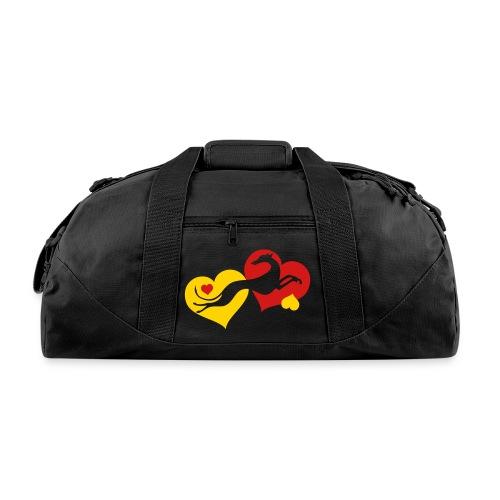 Duo salukis - Duffel Bag