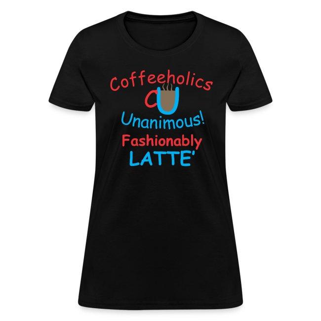 CU fashionably latte' f