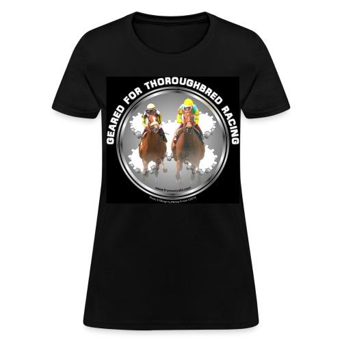 Geared! - Women's T-Shirt