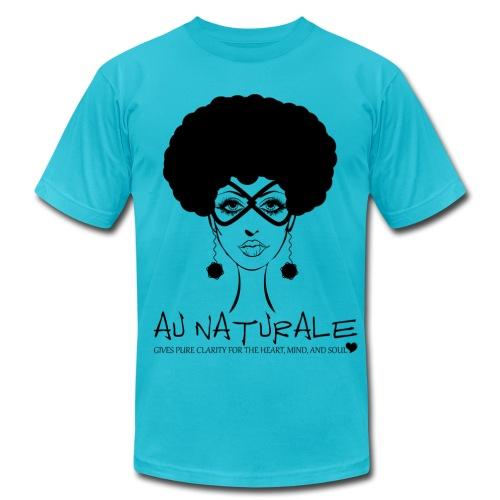 AU NATURAL TEE - Men's  Jersey T-Shirt