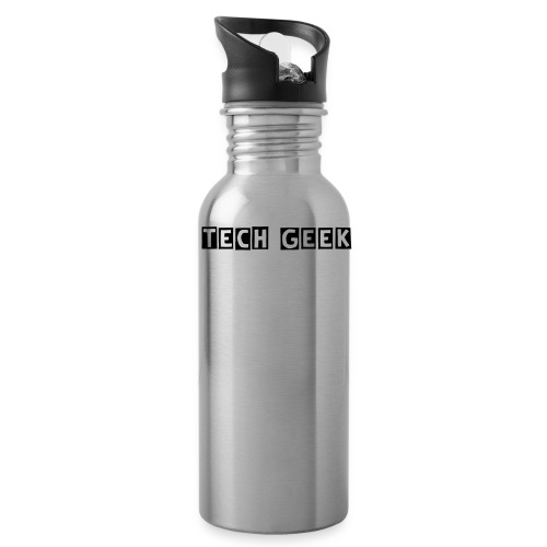 Tech Geek Water Bottle  - Water Bottle
