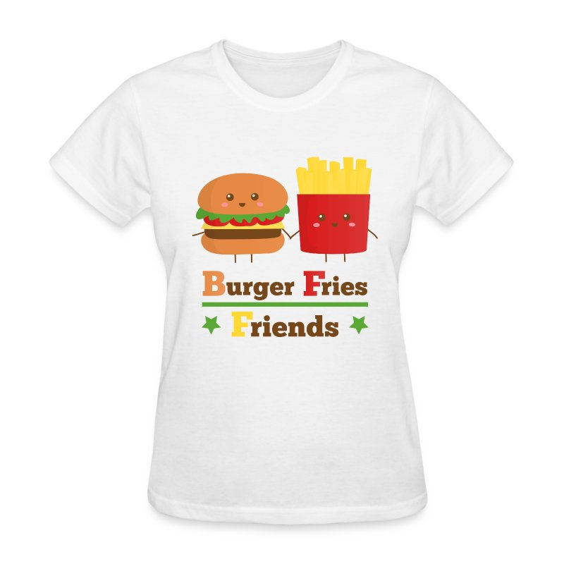 Be Unique. Shop burgers and fries t-shirts created by independent artists from around the globe. We print the highest quality burgers and fries t-shirts on the internet.