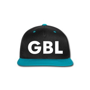 Snap-back Baseball Cap - snapback,rock,music,get busy living,band