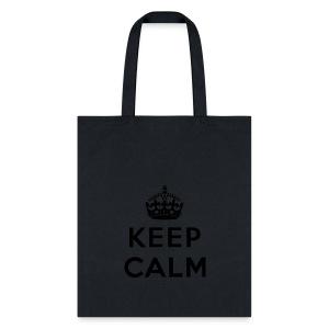 Pink Keep Calm Bag - Tote Bag