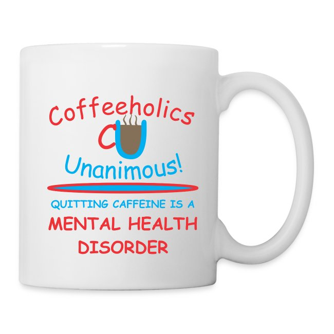CU mental health cup