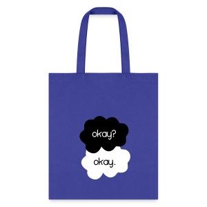 TFIOS - Okay? - Tote Bag