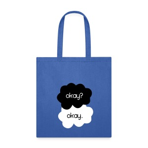 TFIOS - Okay? - Tote Bag