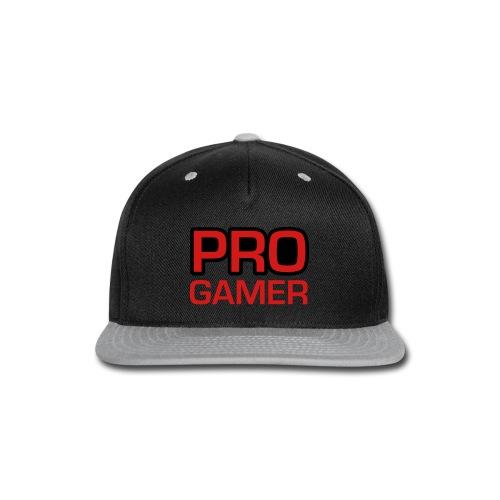 Snapback ProGamer  - Snap-back Baseball Cap