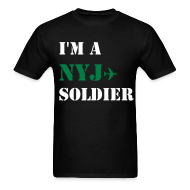 T-Shirts ~ Men's T-Shirt ~ I'm a Soldier