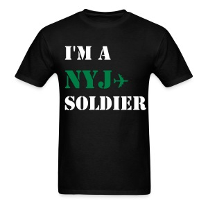 I'm a Soldier - Men's T-Shirt