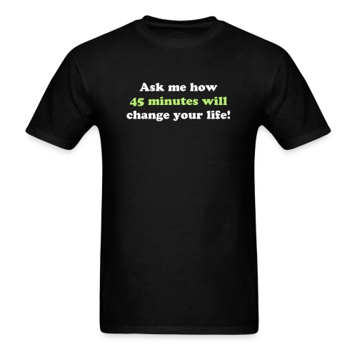 21 Customizable - Men's T-Shirt