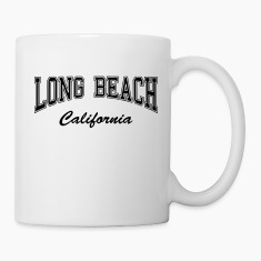 Long Beach California Bottles & Mugs