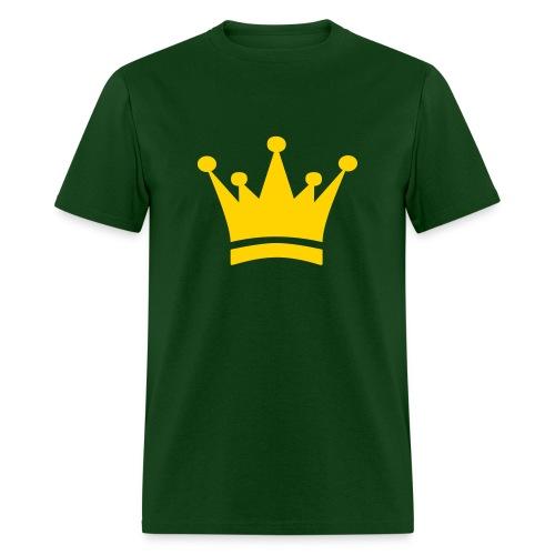 Basic Crown Gold - Men's T-Shirt