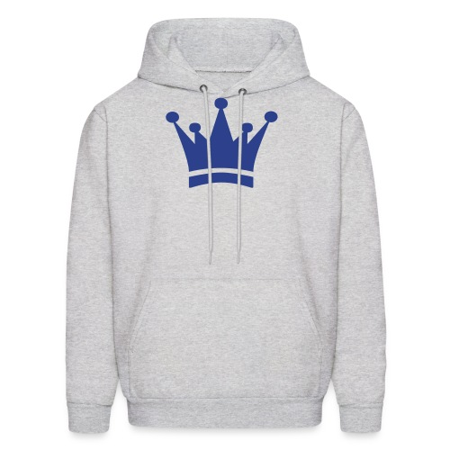 Basic Crown Jacket Blue - Men's Hoodie