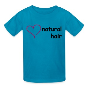 Kid's natural tee - Kids' T-Shirt