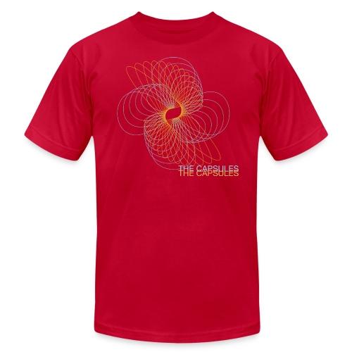 Spiral T-Shirt - AA - Brown - Men's Fine Jersey T-Shirt