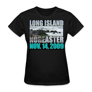 Long Island Noreaster - Women's T-Shirt